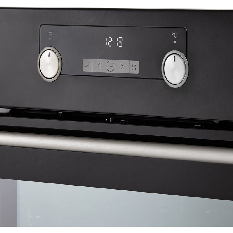Hisense BI3221AXUK Built In Electric Single Oven - Stainless Steel - A Rated