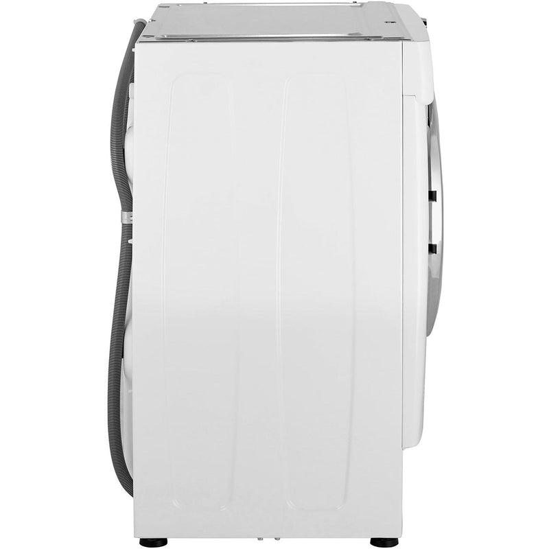 Hoover H-WASH 300 HBWM814DC Integrated 8Kg Washing Machine with 1400 rpm - White / Chrome - A+++ Rated