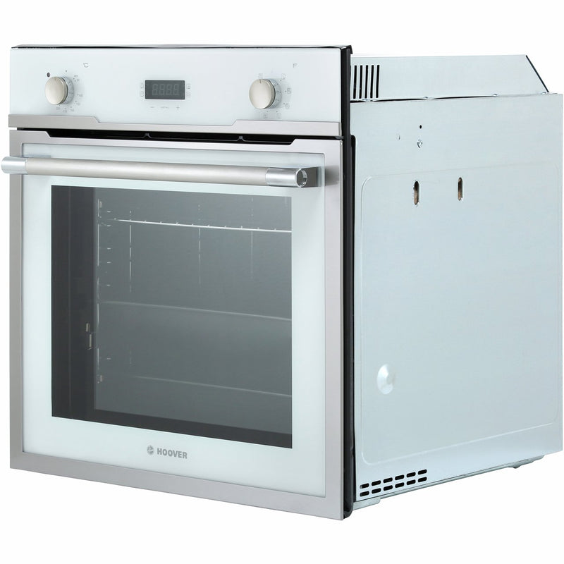 Hoover H-OVEN 500 HOZ3150IN Built In Electric Single Oven - Stainless Steel / Black Glass - A+ Rated