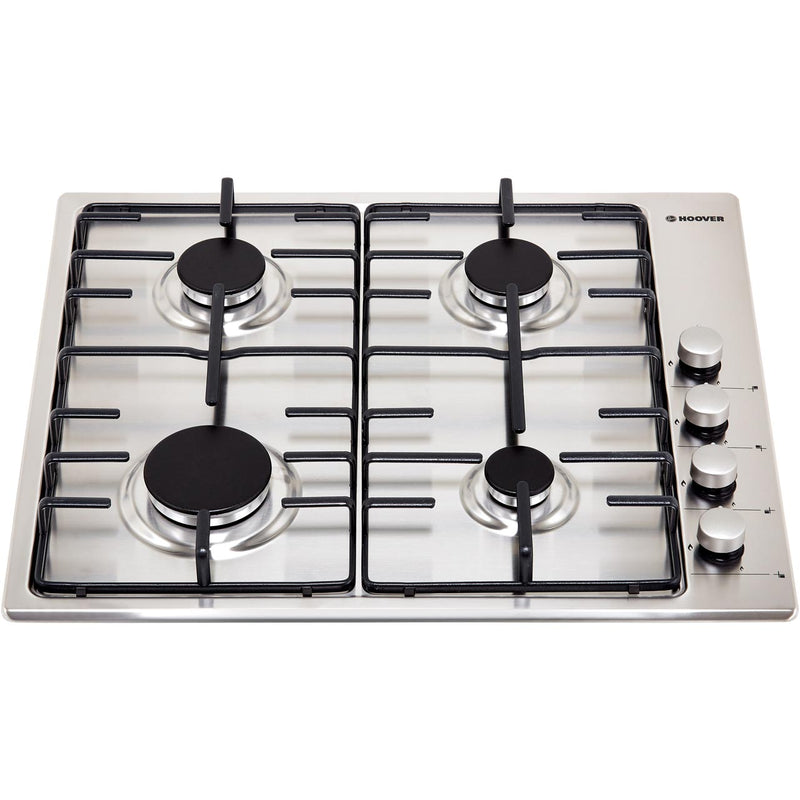 Hoover HPKGAS60X/E Built In Electric Single Oven and Gas Hob Pack - Stainless Steel - A Rated
