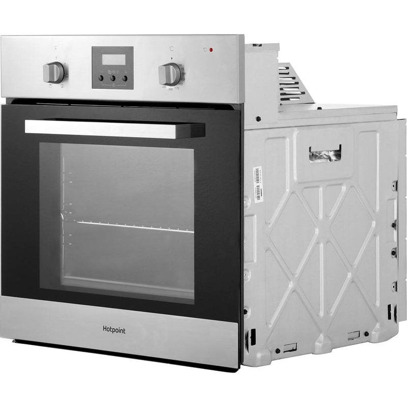 Hotpoint AOY54CIX Built In Electric Single Oven - Stainless Steel - A Rated