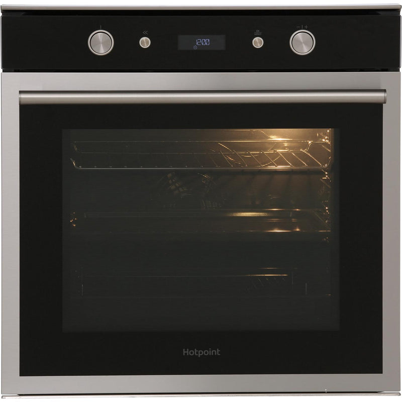 Hotpoint Class 6 SI6864SHIX Built In Electric Single Oven - Stainless Steel - A+ Rated