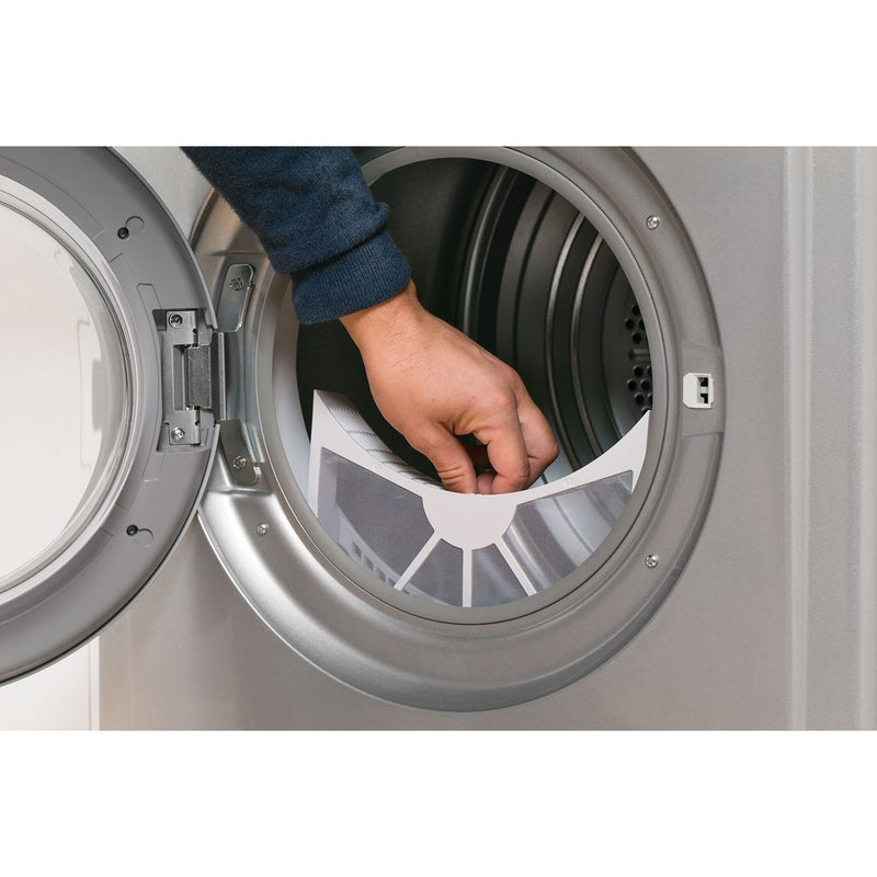 Indesit Eco Time IDV75 7Kg Vented Tumble Dryer - White - B Rated