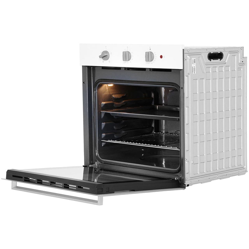 Indesit Aria IFW6330BL Built In Electric Single Oven - Black - A Rated