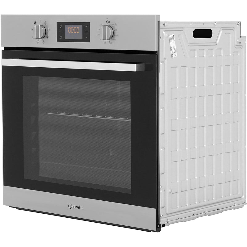 Indesit Aria IFW6340WH Built In Electric Single Oven - White - A Rated