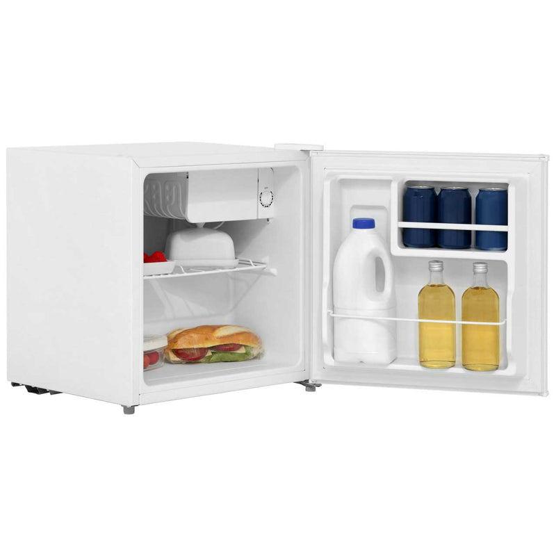 Lec R50052W.1 Mini Fridge with Ice Box - White - A+ Rated