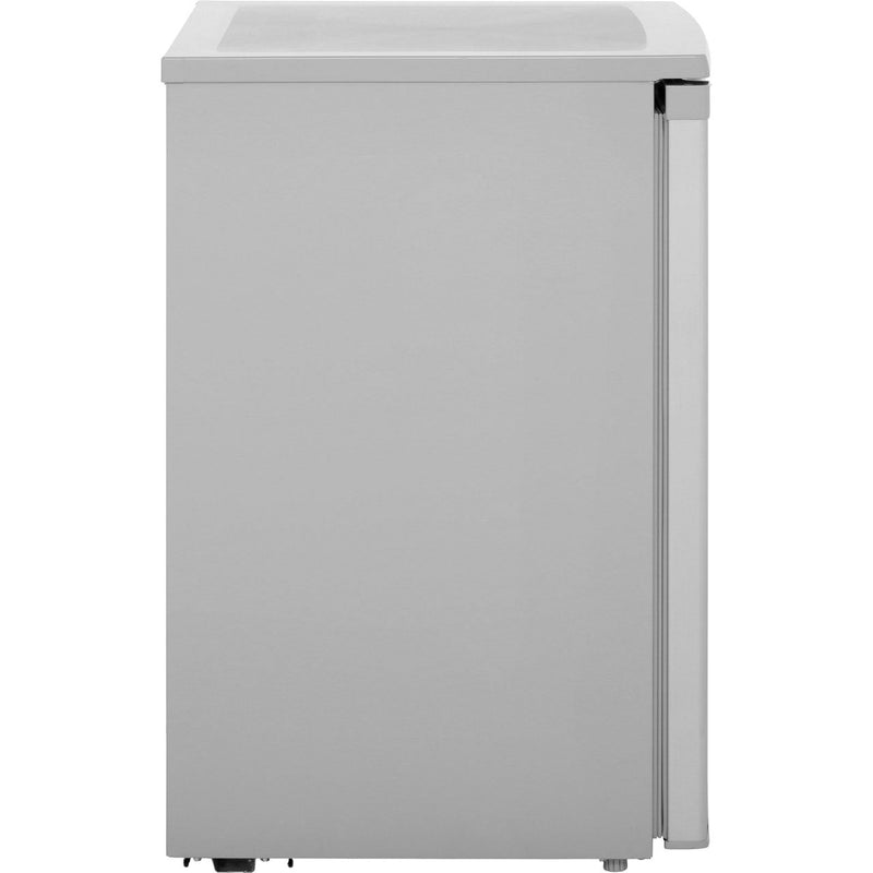 Lec U5511S.1 Under Counter Freezer - Silver - A+ Rated