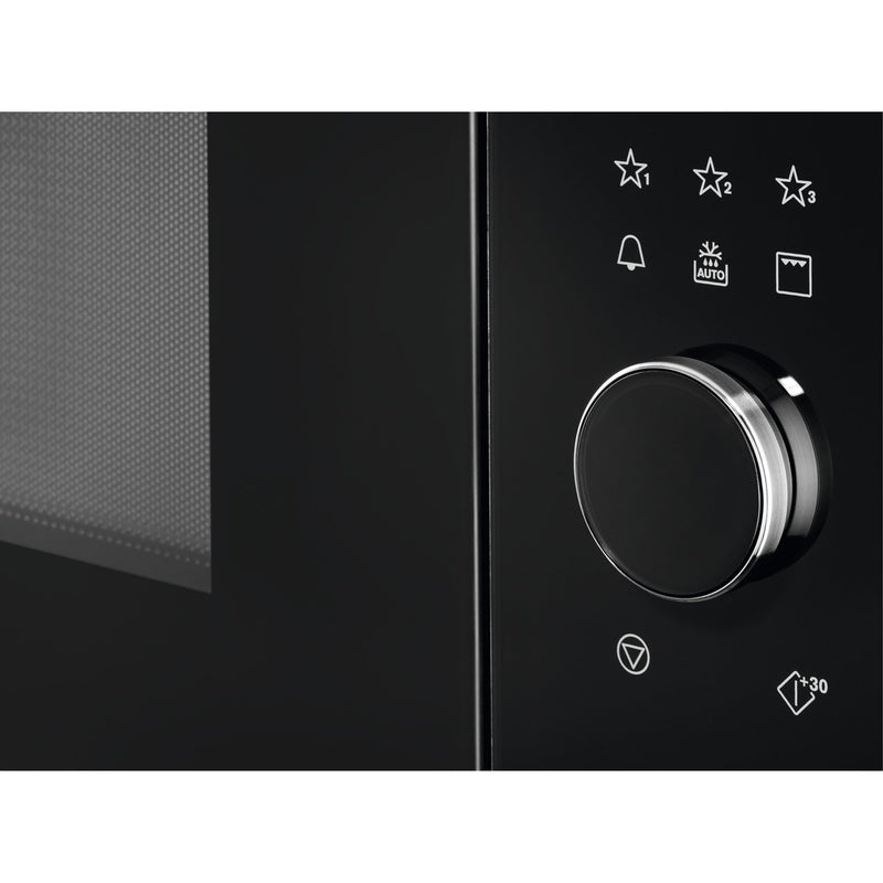 AEG MBB1756DEM Built In Microwave With Grill - Black