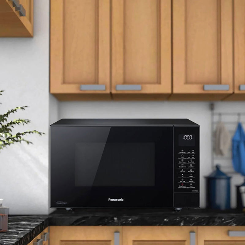Panasonic NN-CT56JBBPQ 27 Litre Combination Microwave Oven - Black