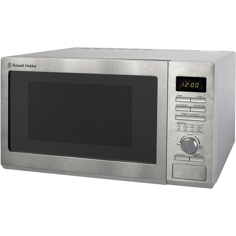 Russell Hobbs RHM2563 25 Litre Microwave - Stainless Steel