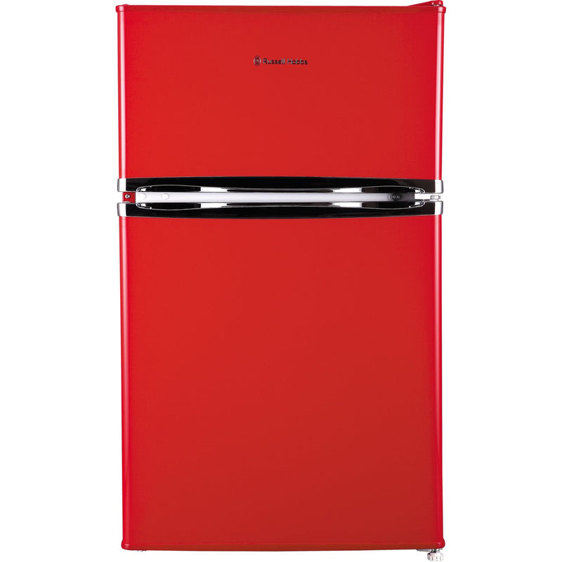 Russell Hobbs RHUCFF50R 70/30 Fridge Freezer - Red - A+ Rated