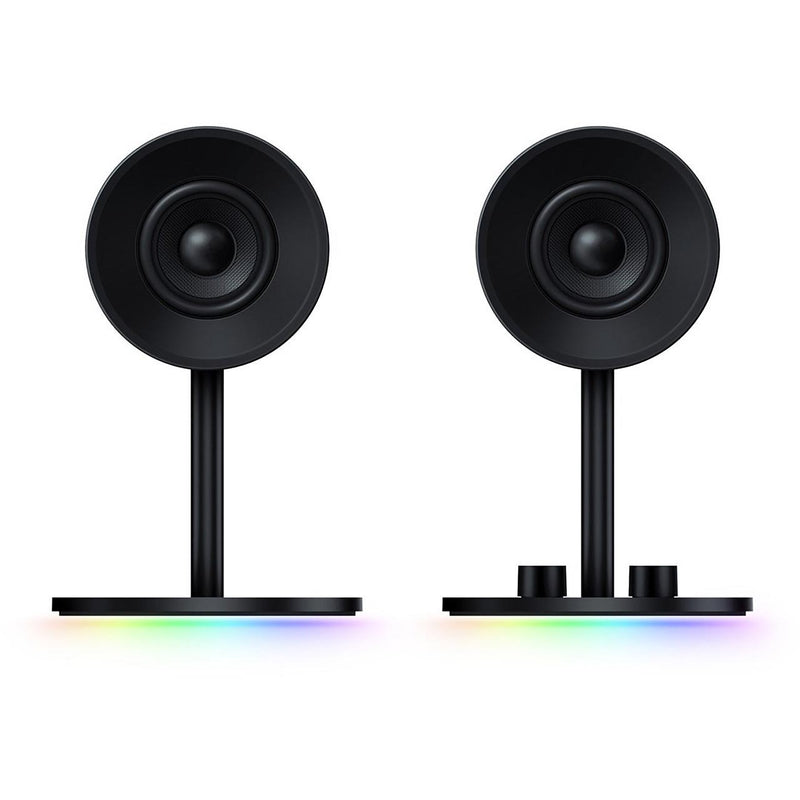 Razer Nommo Chroma Gaming PC Speakers - Black