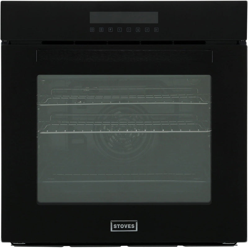 Stoves SEB602TCC Built In Electric Single Oven - Black - A Rated