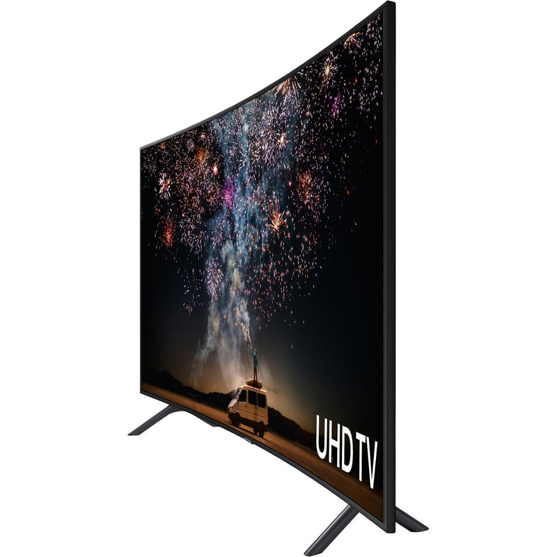 "Samsung UE55RU7300 55"" Curved Smart 4K Ultra HD TV with HDR10+, Apple TV App and Slim Design"