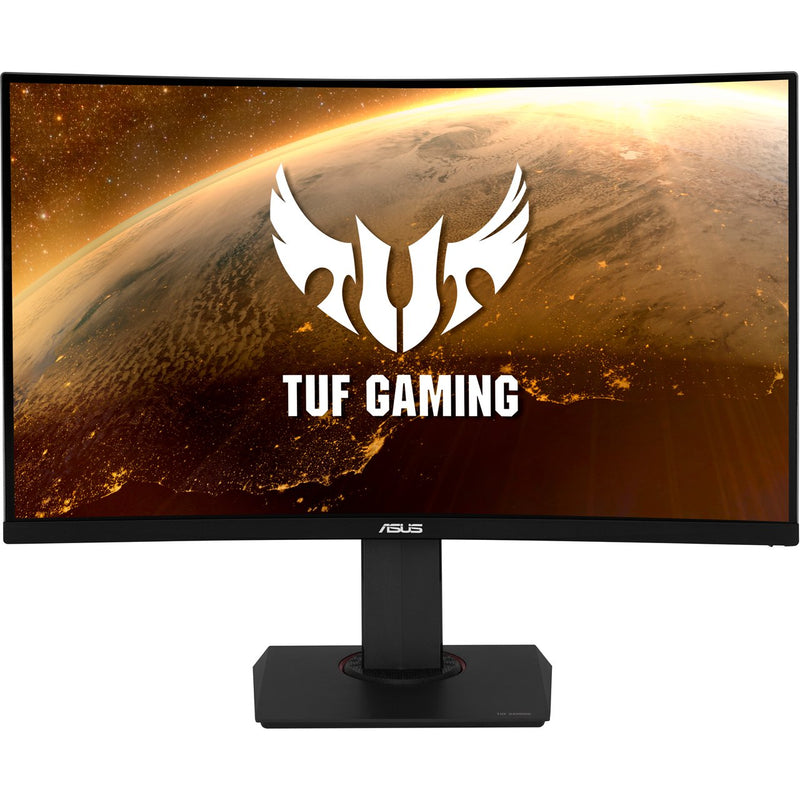 "Asus WQHD 31.5"" 144Hz Curved Gaming Monitor with AMD FreeSync - Black"