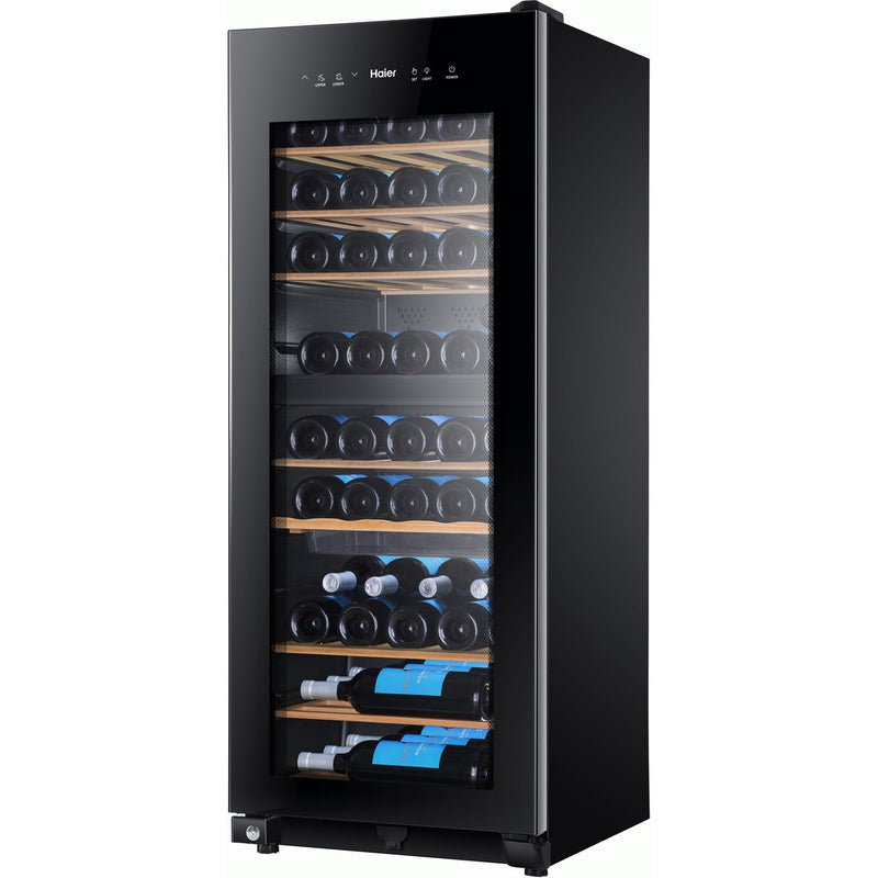 Haier WS53GDA Wine Cooler - Black - A Rated