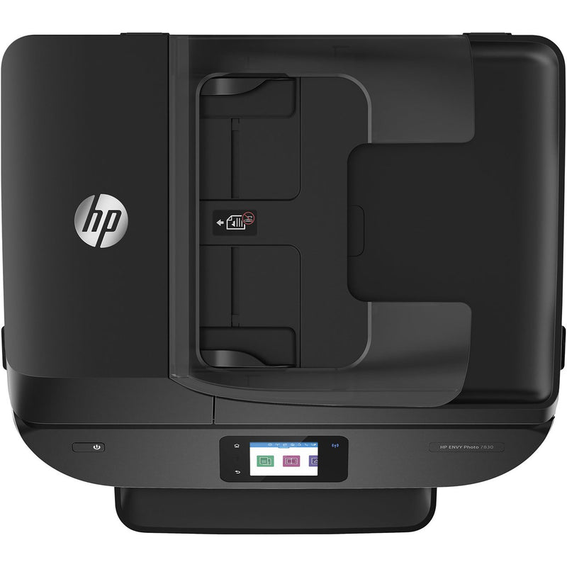 HP Envy Photo 7830 Inkjet Printer - Black