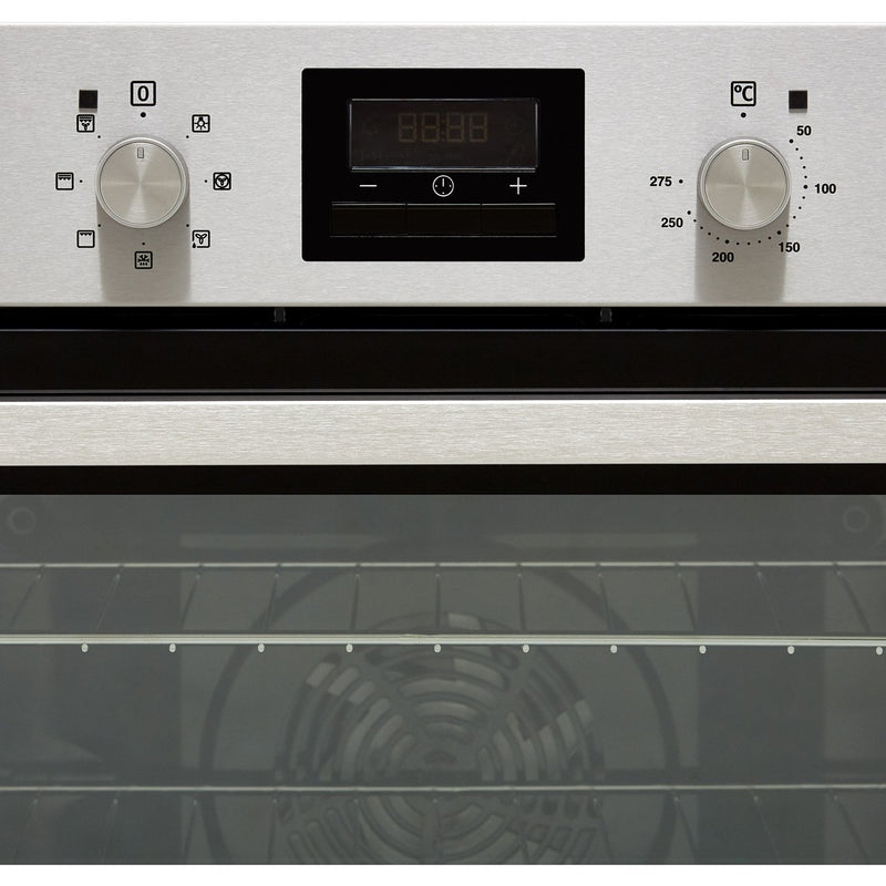 Zanussi ZOB35471XK Built In Electric Single Oven - Stainless Steel - A Rated