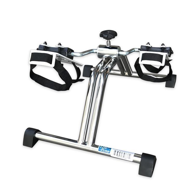 Portable Pedal Exerciser with Foot Plate - Lifeline Corporation