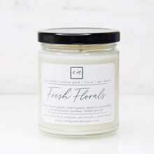 Load image into Gallery viewer, Fresh Florals Candle
