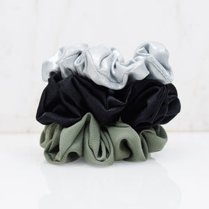 Muted Scrunchie Pack