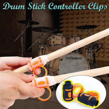 Drumstick Controller Clips