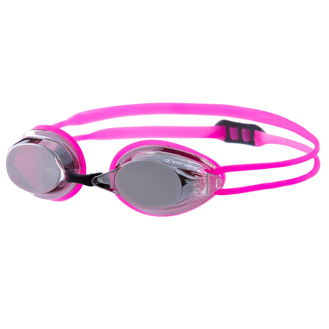 Vorgee Missile Silver Mirror Lens Swimming Goggle