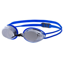 Load image into Gallery viewer, Vorgee Missile Silver Mirror Lens Swimming Goggle