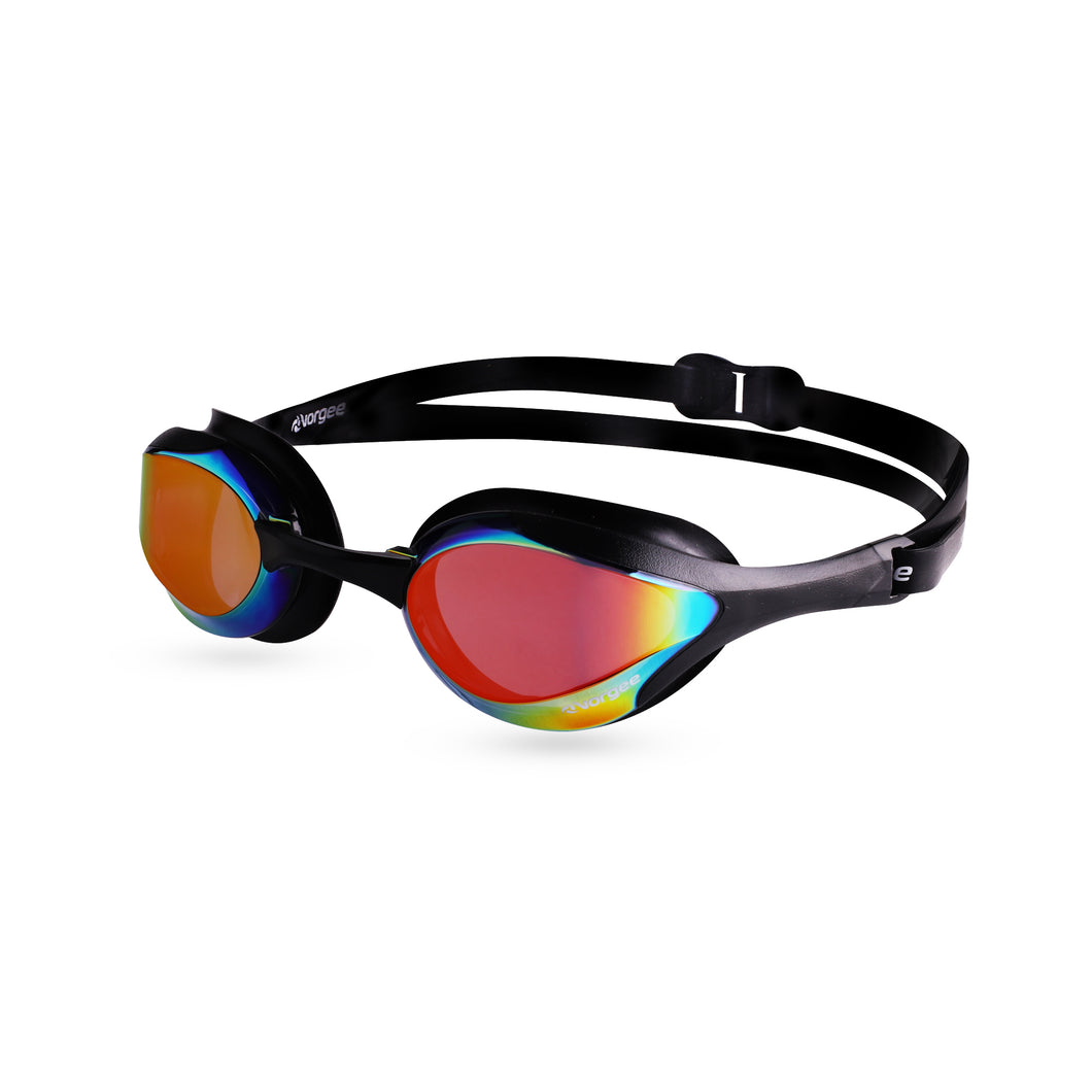 Vorgee Stealth MK2 Swimming Goggle – Mirrored Lens