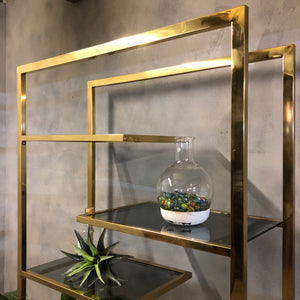 Steel wall unit