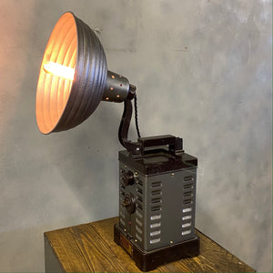 Industrial lamp medical