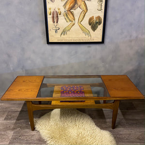 Coffee Table Gplan Long John