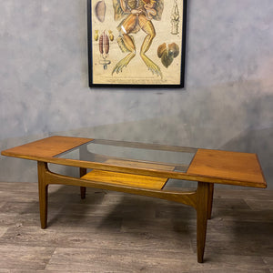 Gplan coffee table Teak