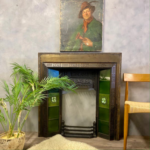 Cast Iron Victorian Fire Surround