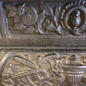 Cast iron mouldings