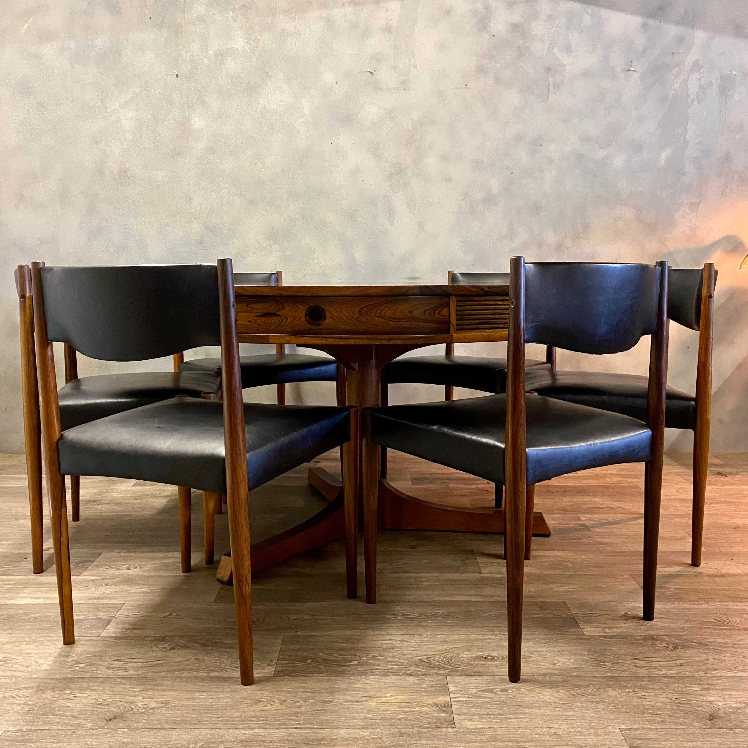 Midcentury Dining Chairs Archie Shine
