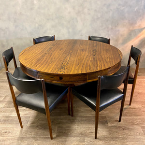 Archie shine dining table
