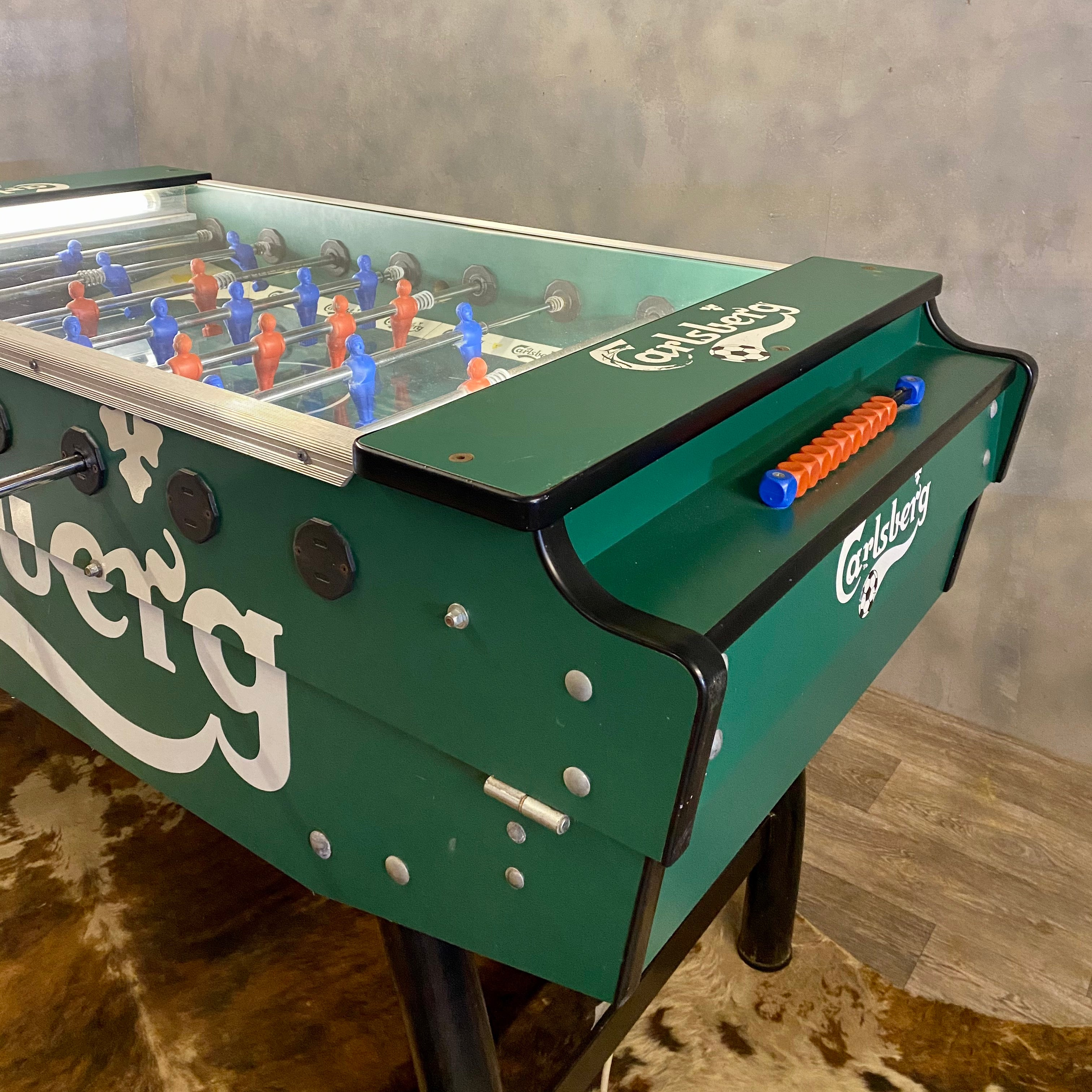 Commercial table football