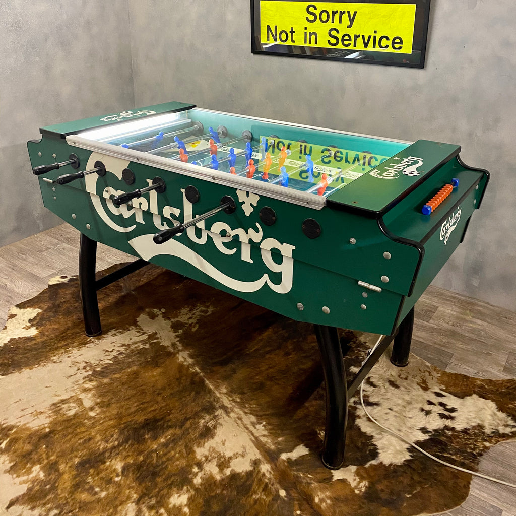 Vintage Table Football Mancave