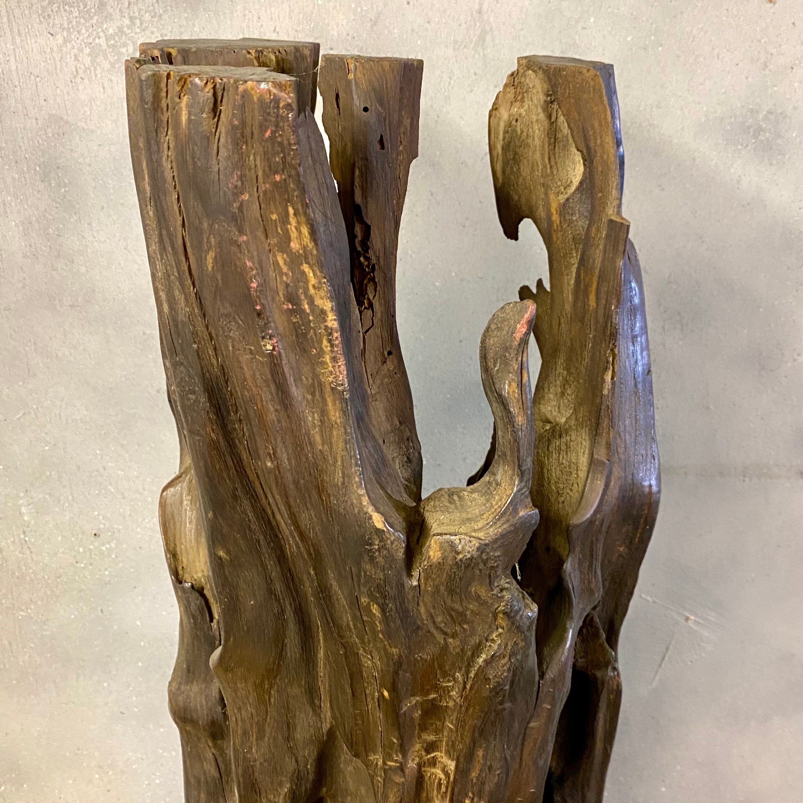 Sculpture Japanese Rootwood