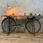 Load image into Gallery viewer, Home Bar Converted Bike Vintage