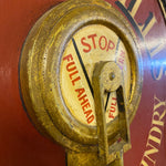 Load image into Gallery viewer, Vintage signage Royal NAVY