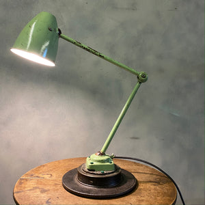 Industrial Bauhaus Desk Lamp Anglepoise