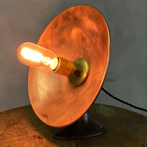 Pifco Copper Lamp Desk