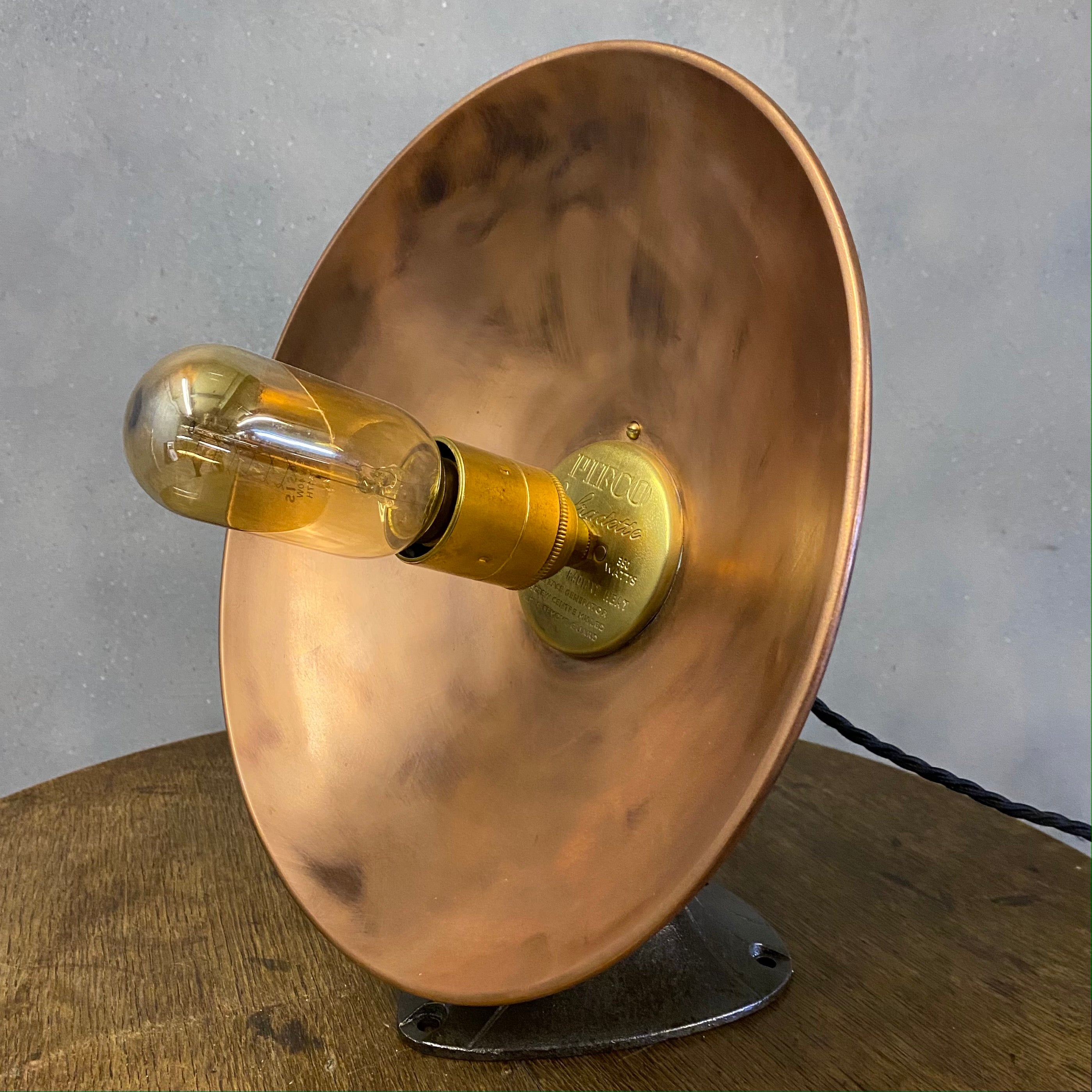 Pifco converted lamp