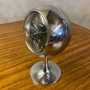 Chrome clock 60s