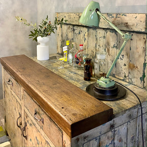 Vintage Kitchen Workstation home Bar Industrial