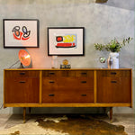 Load image into Gallery viewer, Nathan Sideboard Midcentury