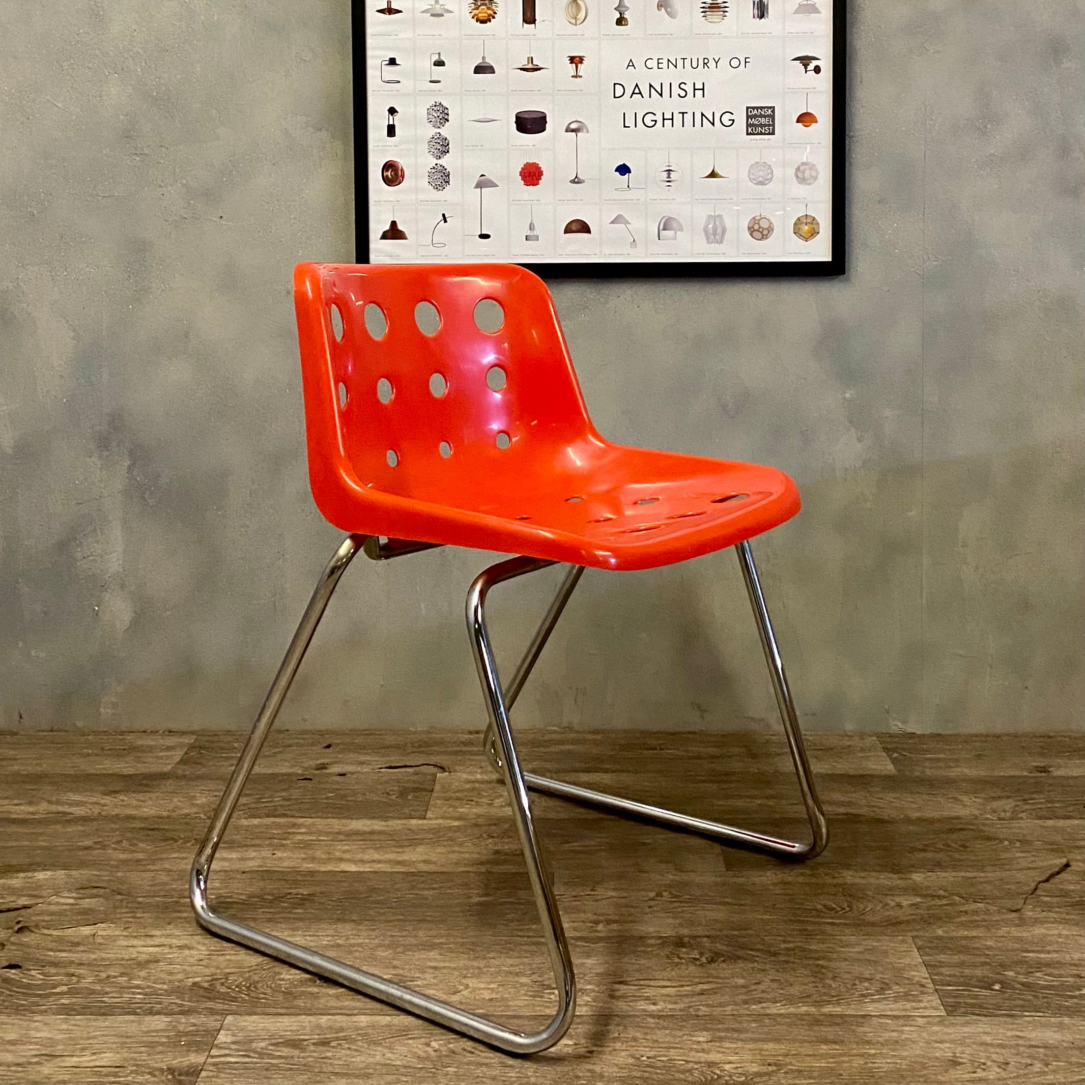 Robin Day Polo Chair