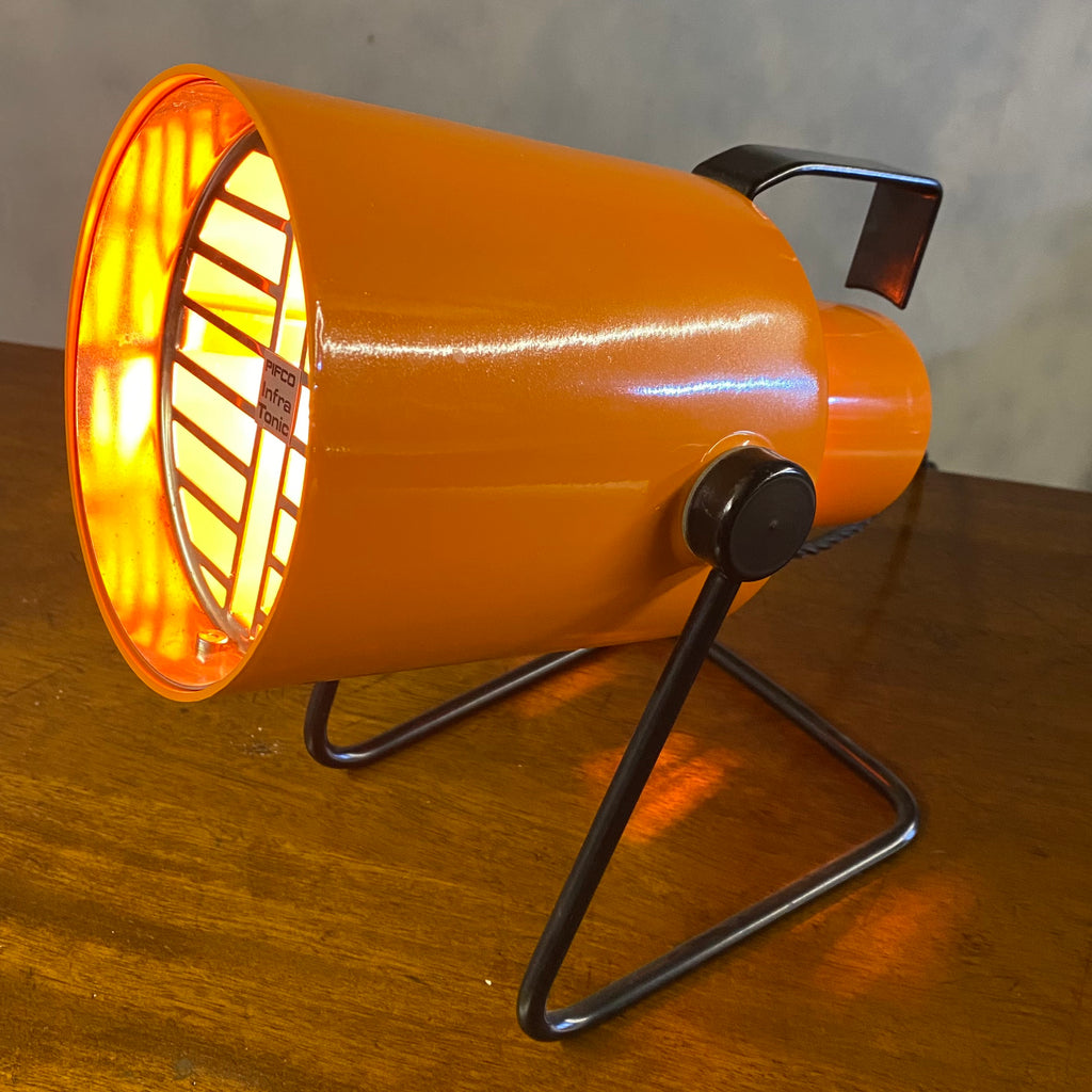 Retro Pifo Lamp orange